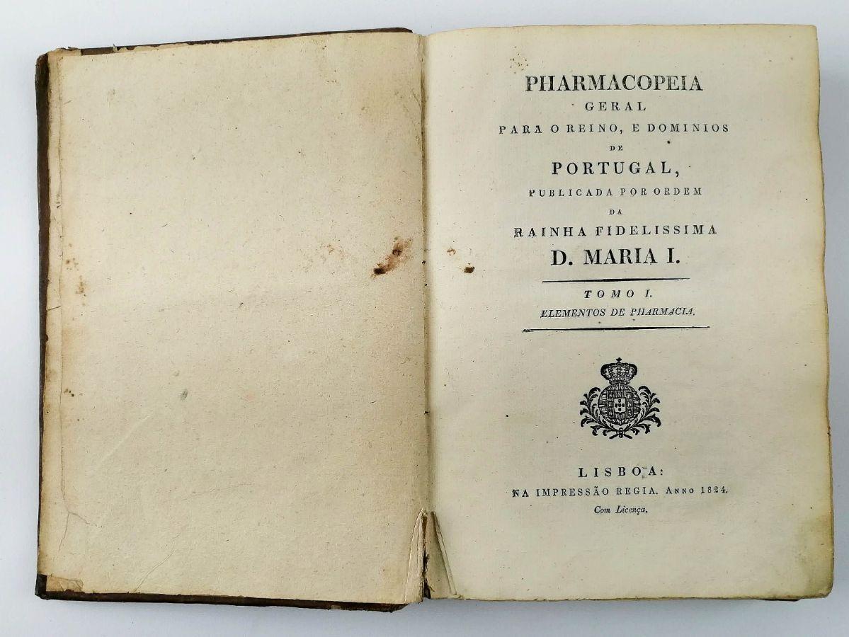 Pharmacopeia Geral Para o Reino, E Dominios de Portugal