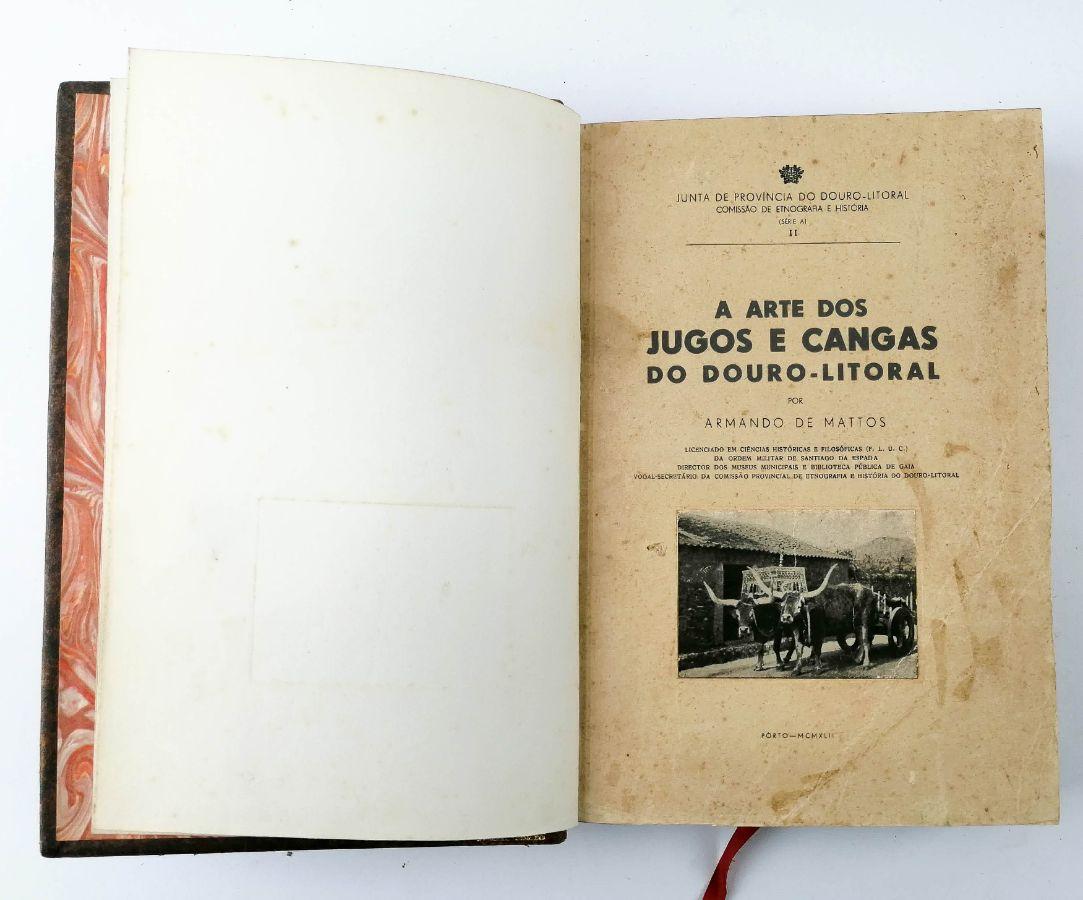 A Arte dos Jugos e Cangas do Douro-Litoral
