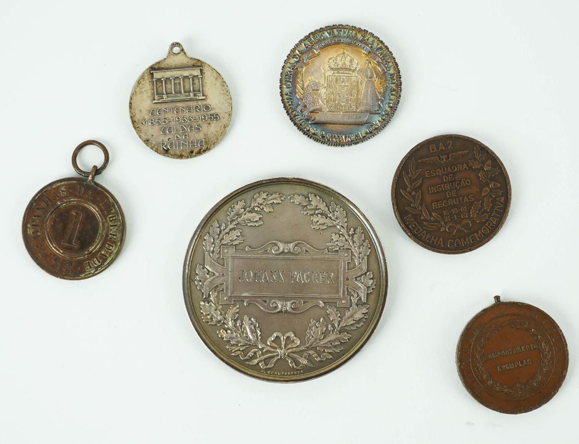 6 Medalhas