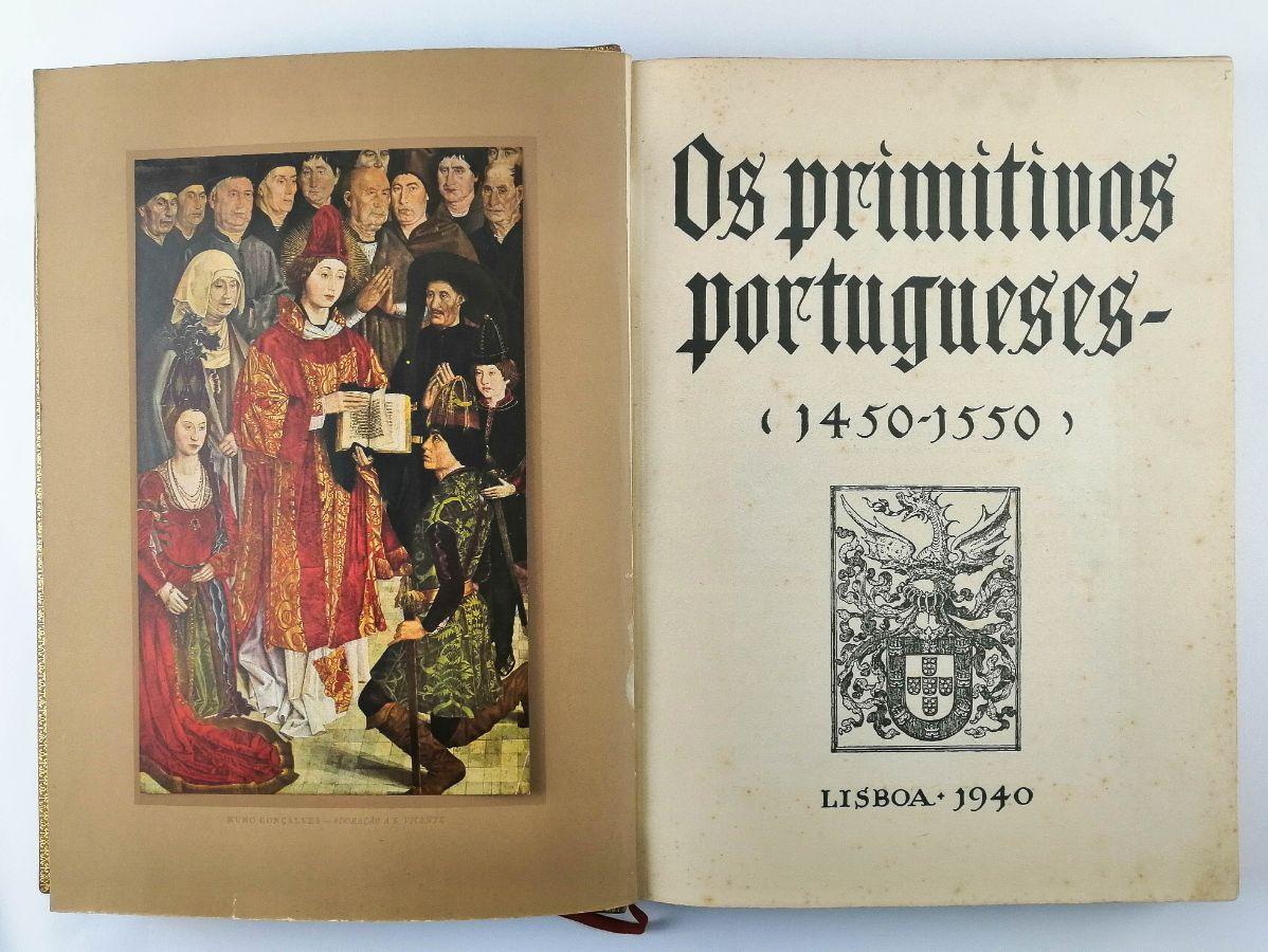 Os Primitivos Portugueses (1450 - 1550)