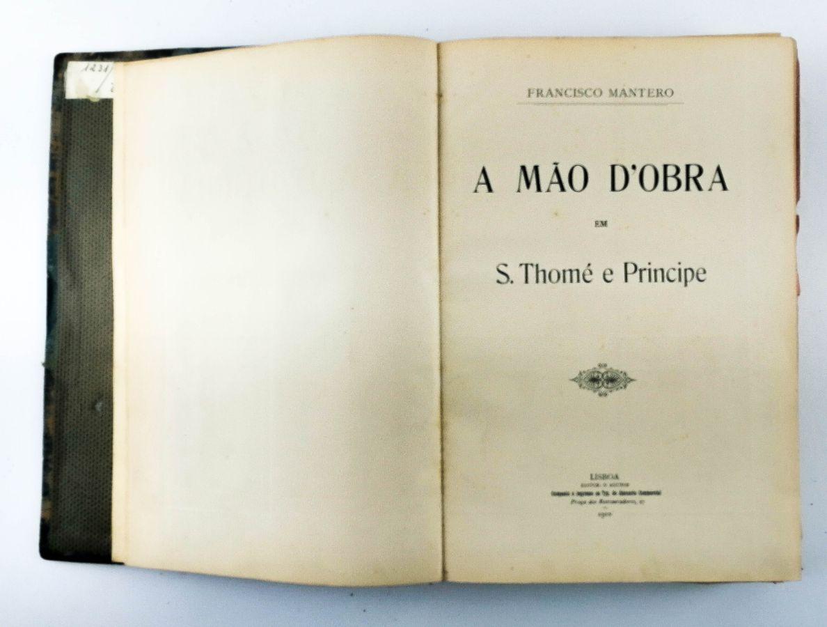 Mão D'Obra em São Thomé e Principe