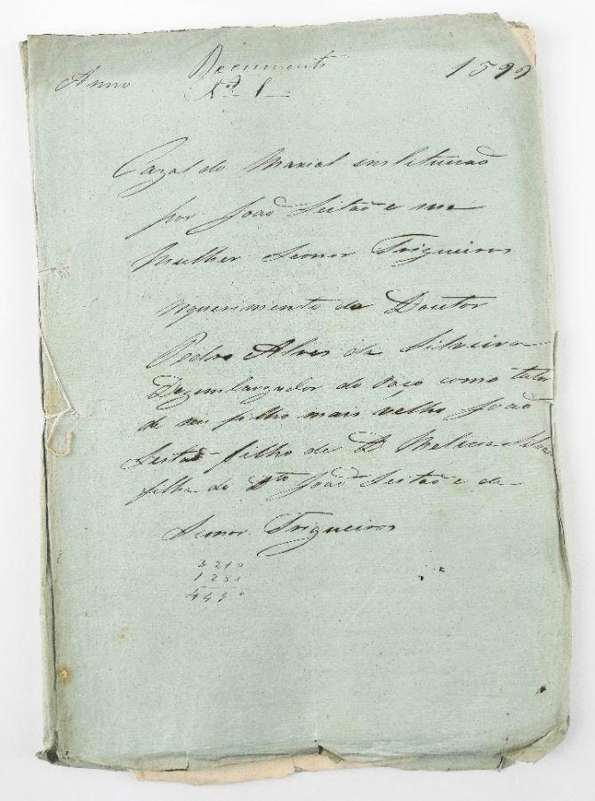 MORGADO DE JOÃO LEITÃO E LEONOR TRIGUEIROS, TORRES VEDRAS. 1609 - 1758