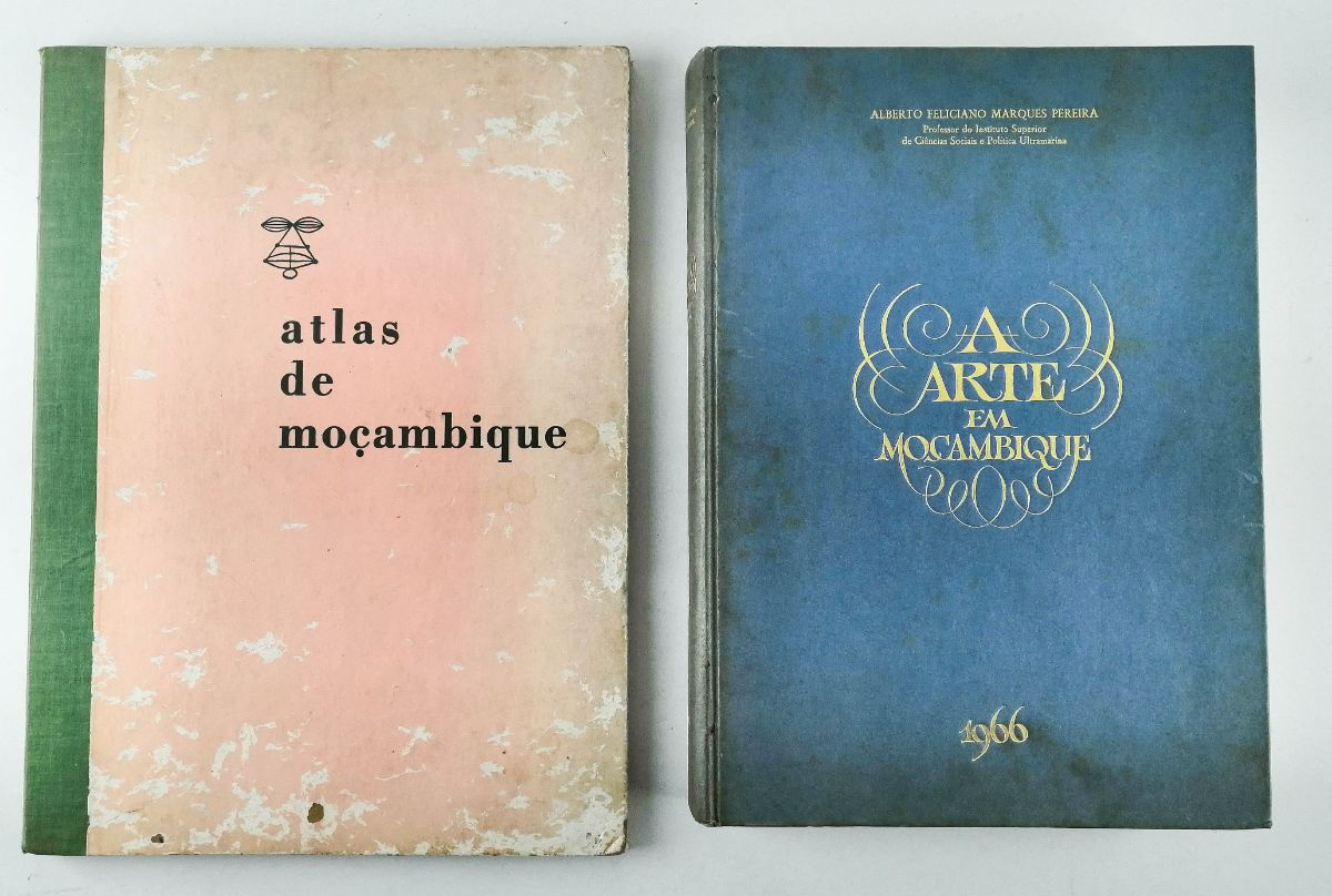 2 Livros + Mapa