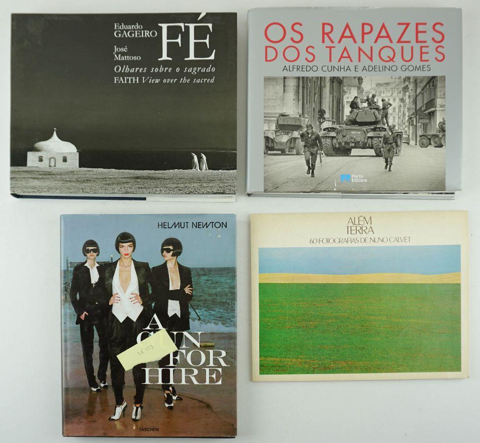 4 Livros de Fotografia