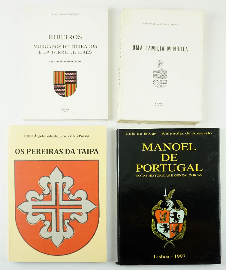 Conjunto de Obras de Genealogia
