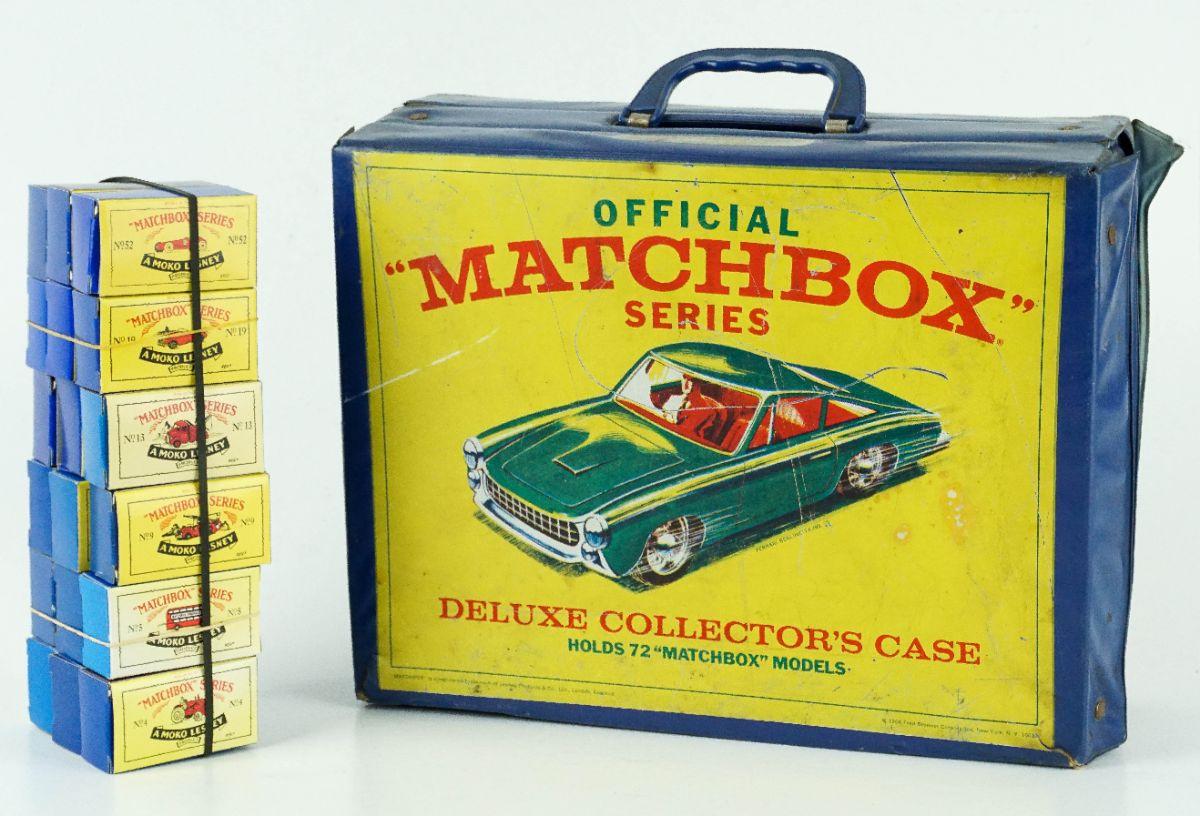 Miniaturas Matchbox