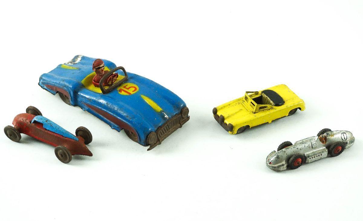 4 Carros diversos