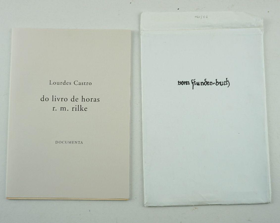 Lourdes Castro – Livro de artista