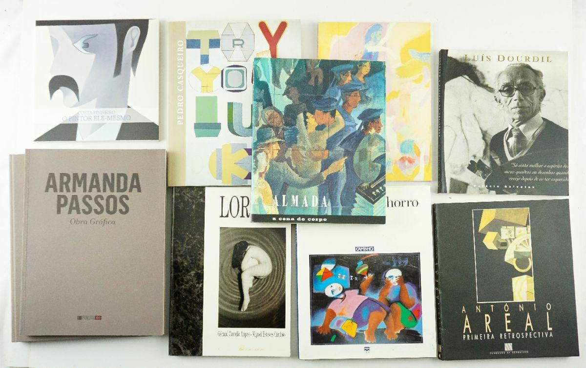 10 Livros de artistas