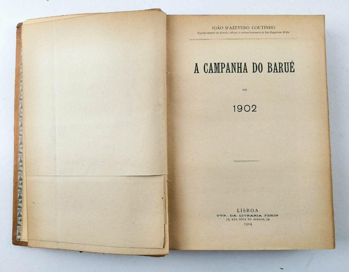 Campanha do Barué (1904)