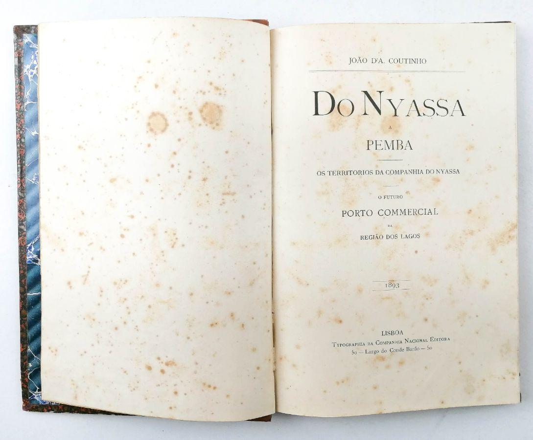 Nyassa e Pemba (1893)
