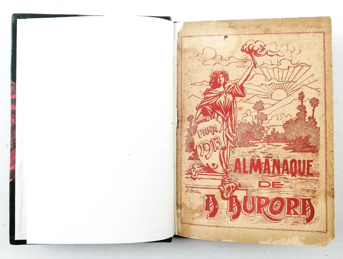 Raro almanaque anarquista do Porto (1913)