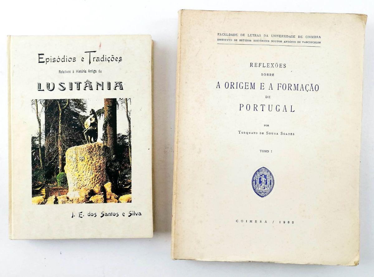 REFLEXÕES SOBRE A ORIGEM E A FORMAÇÃO DE PORTUGAL