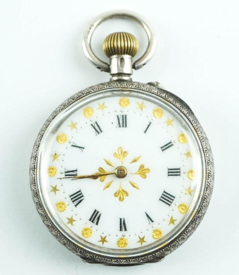 Relógio de lapela