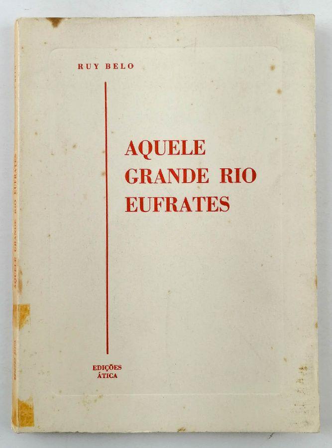 Ruy Belo – primeiro livro do autor – com dedicatória