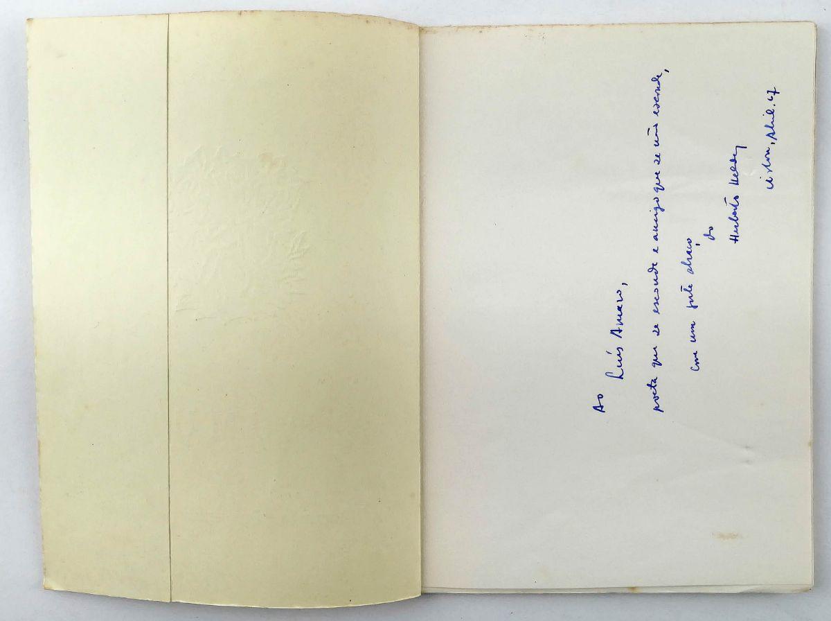 Herberto Helder – com dedicatória