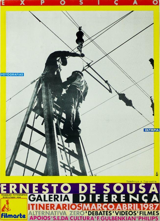 Ernesto de Sousa.