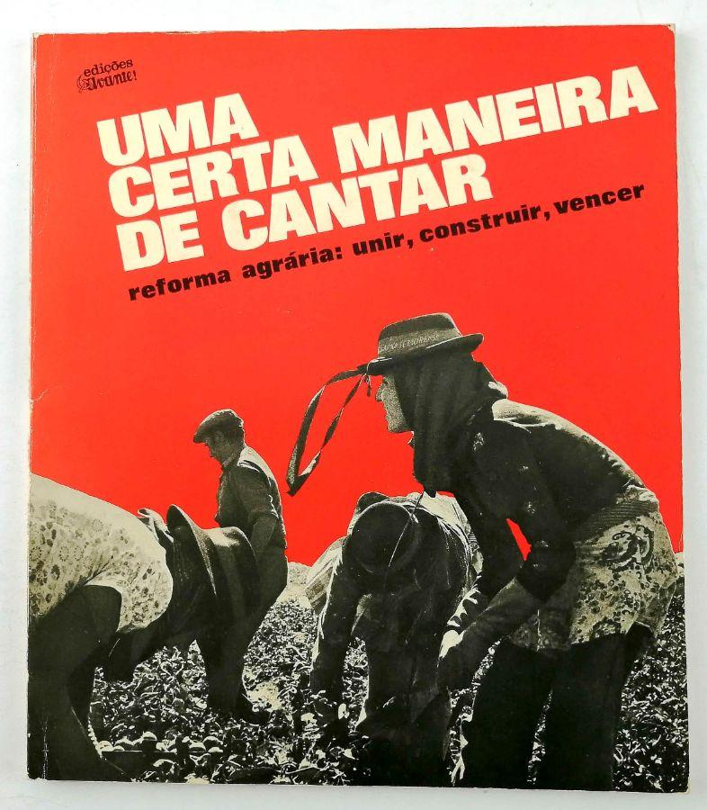 Costa Martins - Uma Certa Maneira de Cantar.
