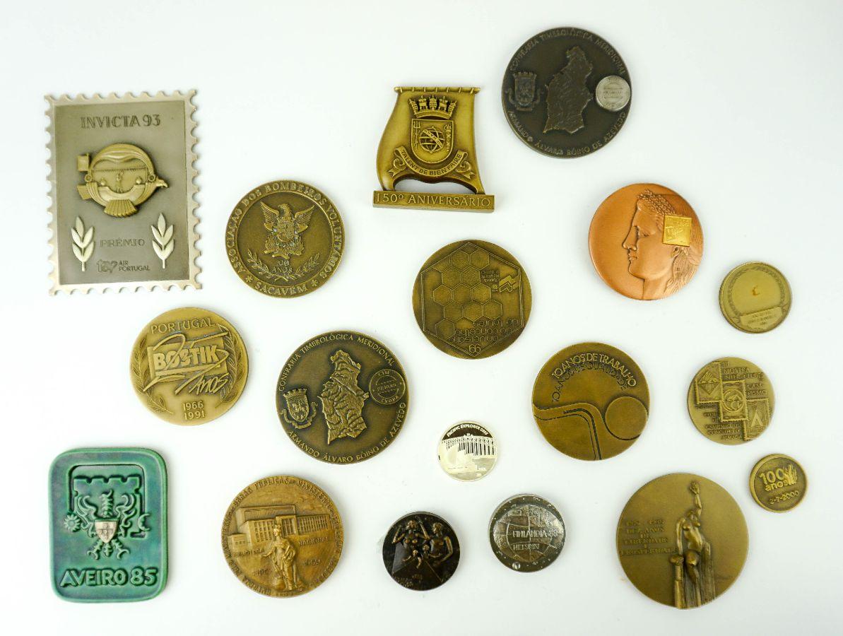 25 Medalhas