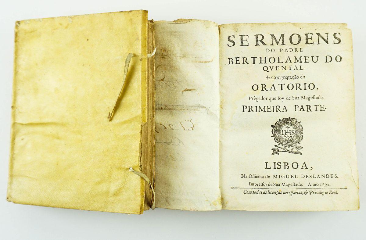 Sermoens do Padre Bertholameu do Quental