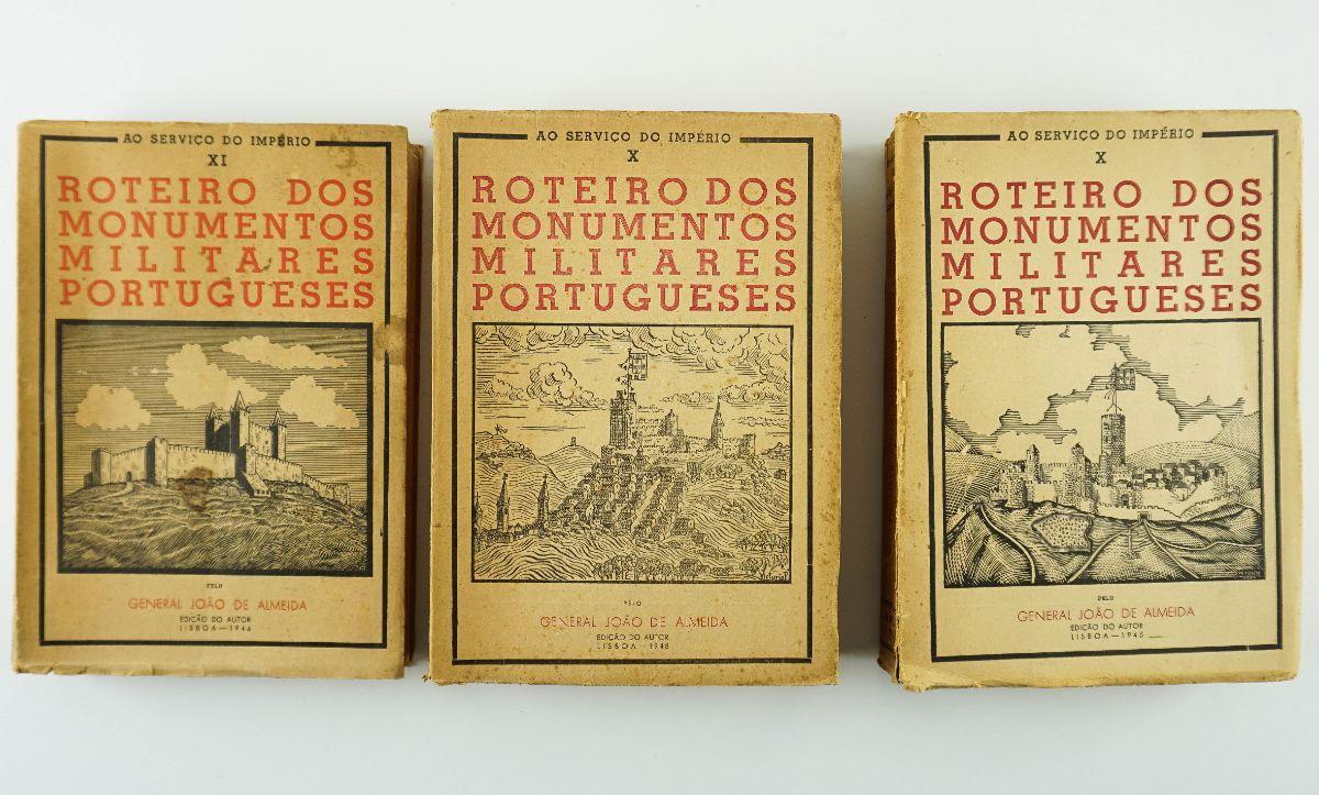 Roteiro dos Monumentos Militares Portugueses