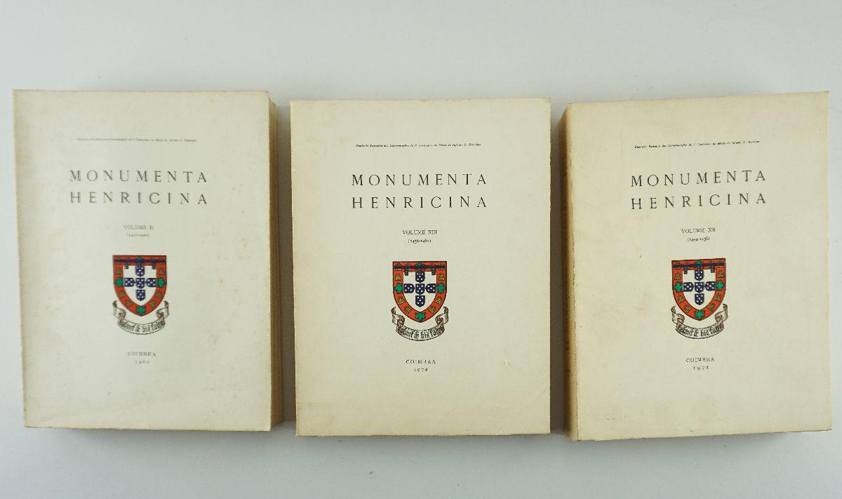 Conjunto de obras sobre o Infante do Henrique