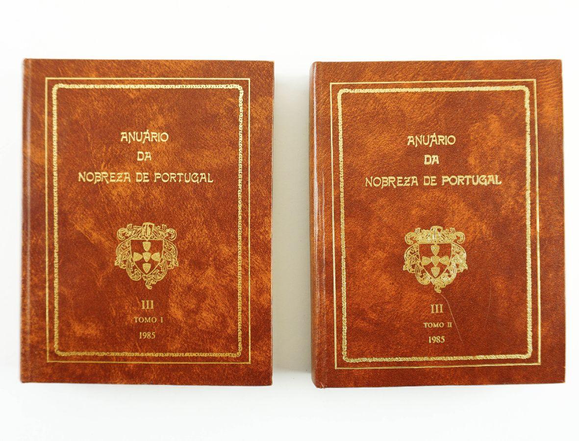Anuário da Nobreza de Portugal