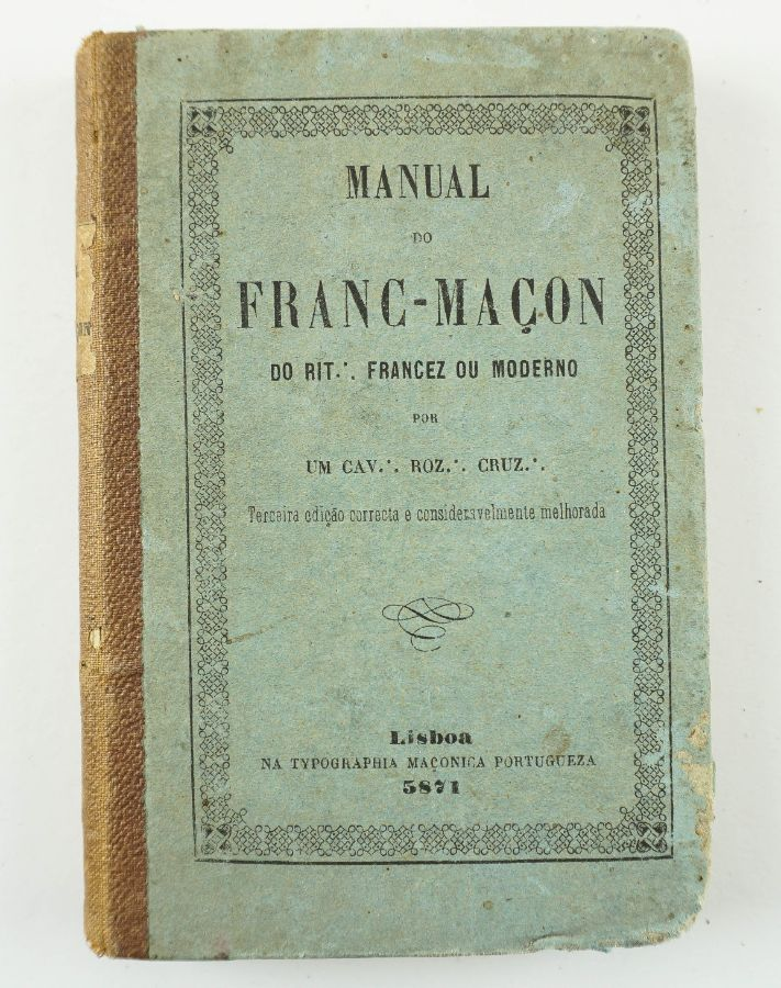 Manual do Franc-Maçon
