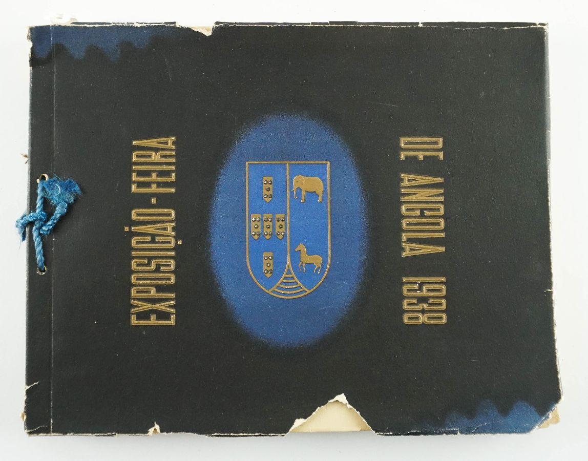 Exposição Feira de Angola 1938 - Photobook