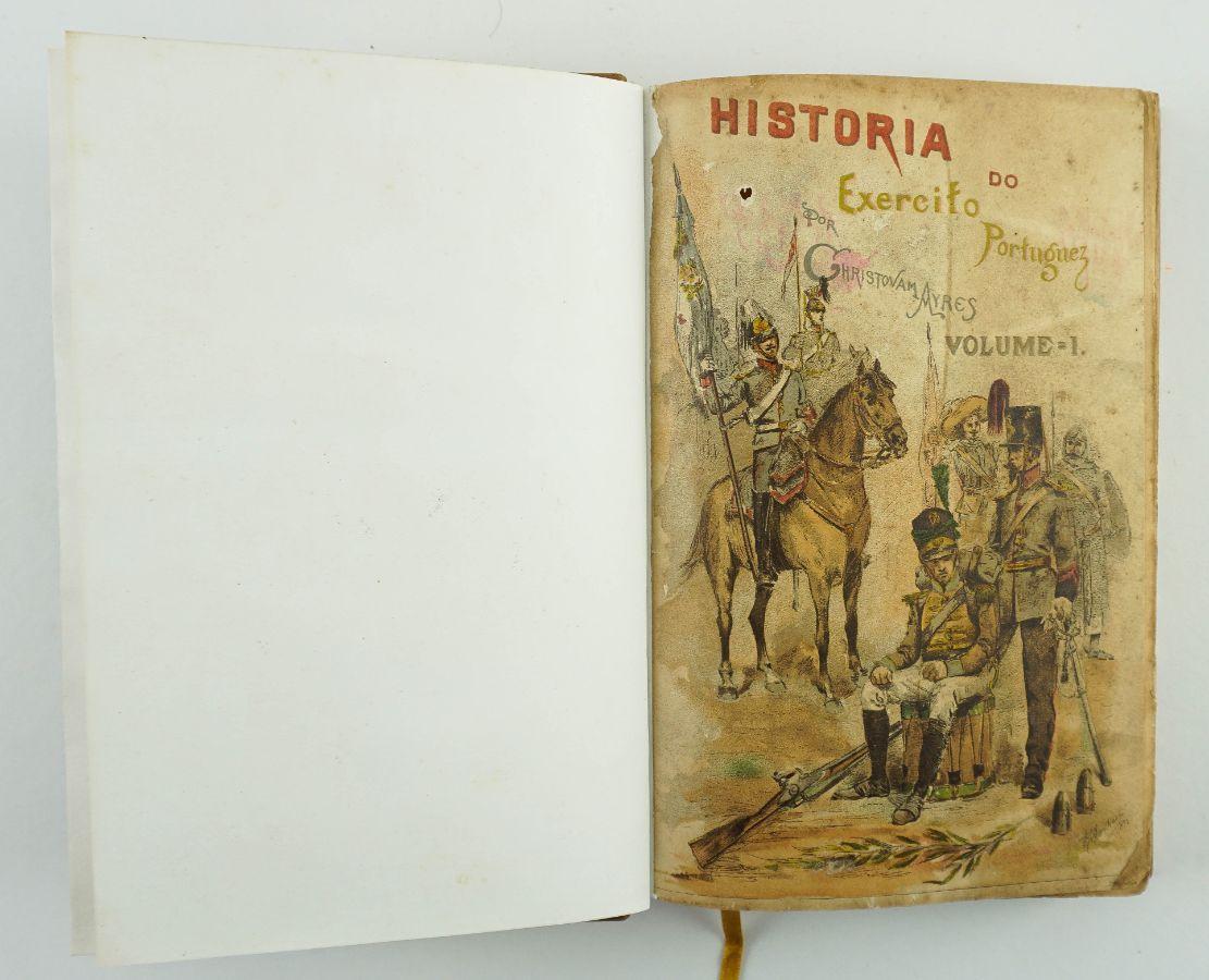 HISTORIA DO EXERCITO PORTUGUEZ