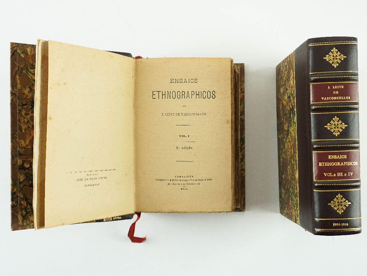 ENSAIOS ETNOGRAPHICOS