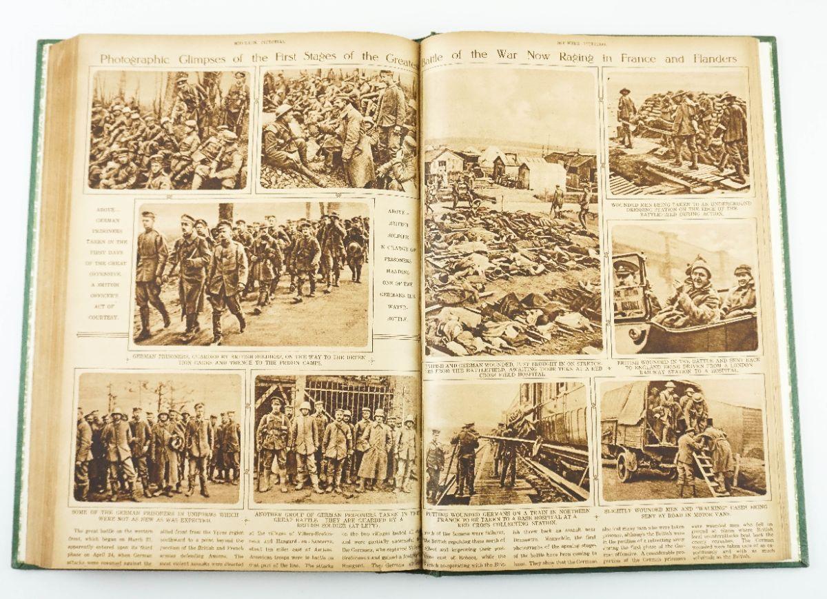 Portfolio of The World War