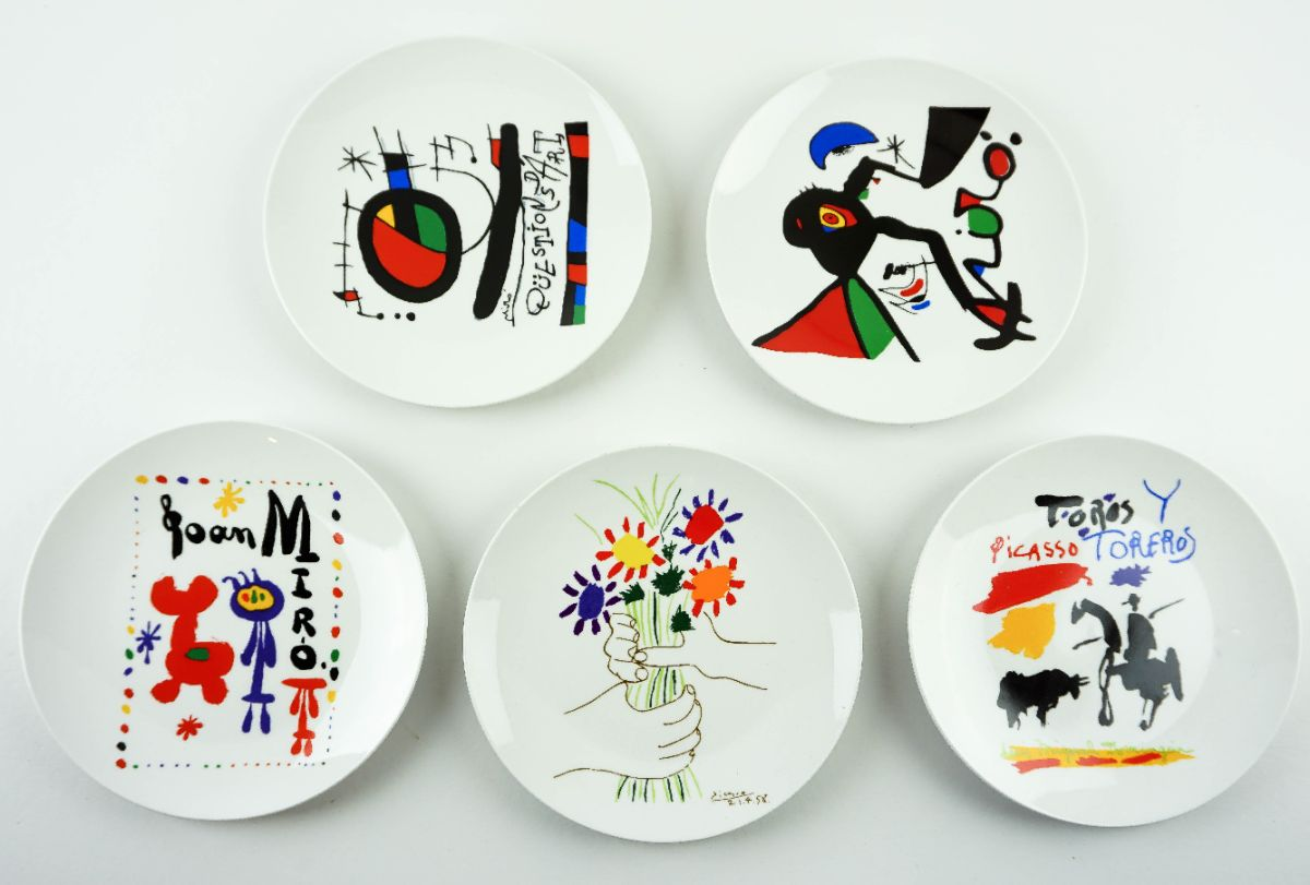 Miró / Picasso
