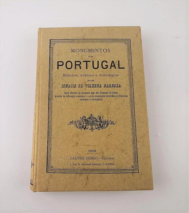 MONUMENTOS DE PORTUGAL HISTORICOS, ARTISTICOS E ARCHEOLOGICOS