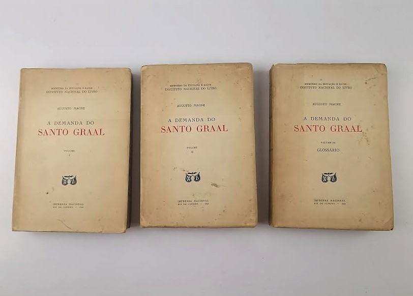 A DEMANDA DO SANTO GRAAL