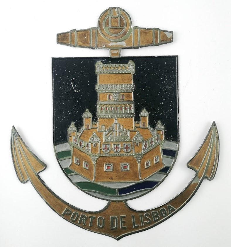 Chapa do Porto de Lisboa