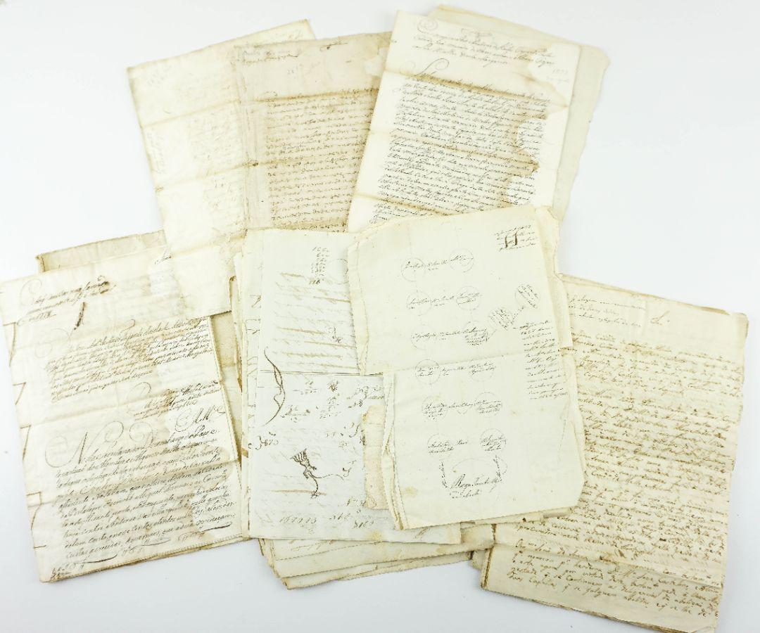 Manuscritos - Família Reixa da Costa