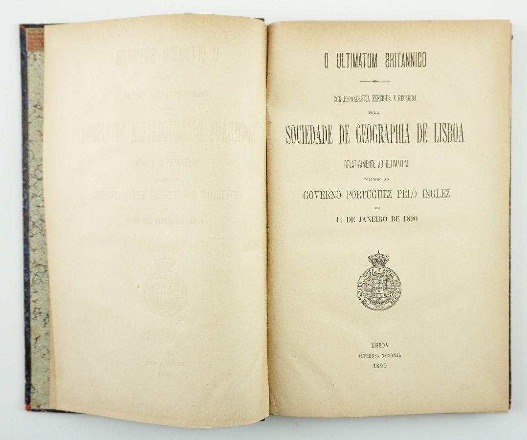 Ultimatum Inglês (1890)