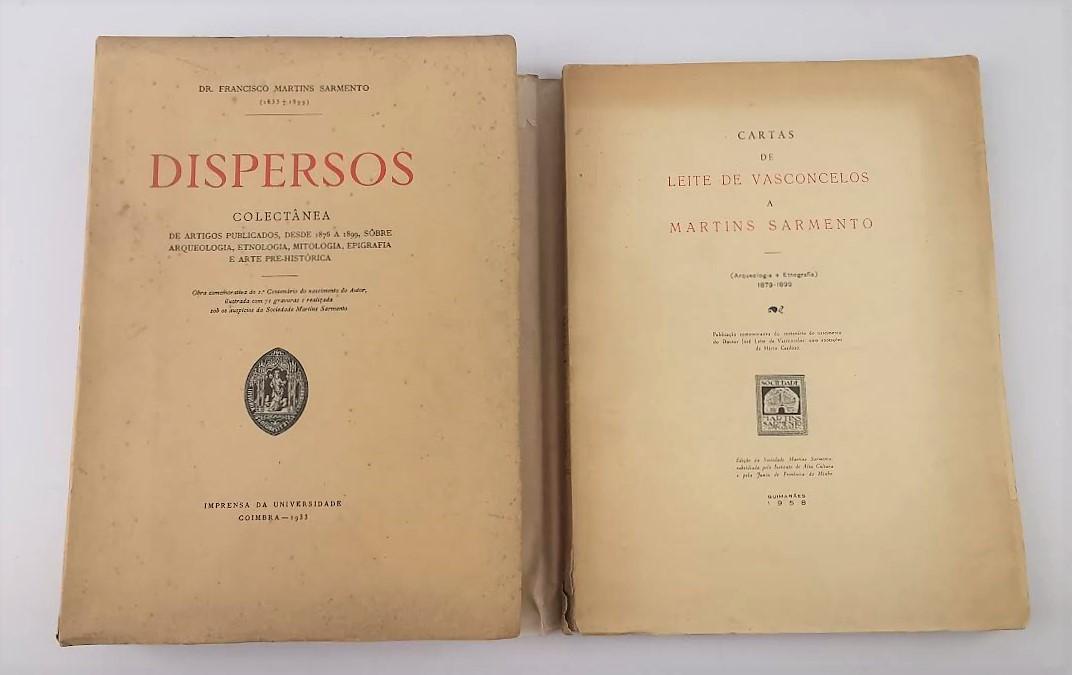 CARTAS DE LEITE DE VASCONCELLOS A MARTINS SARMENTO (1879-1899)