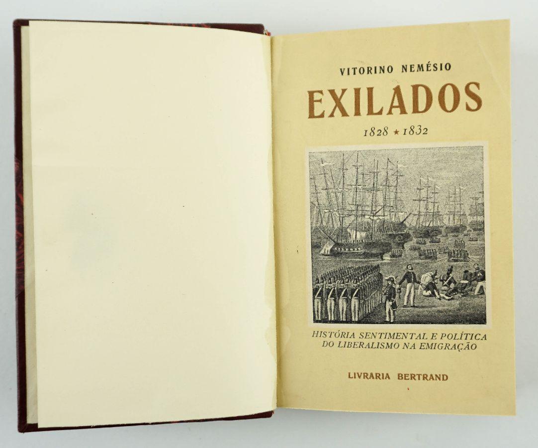 Vitorino Nemésio – Exilados (edição)