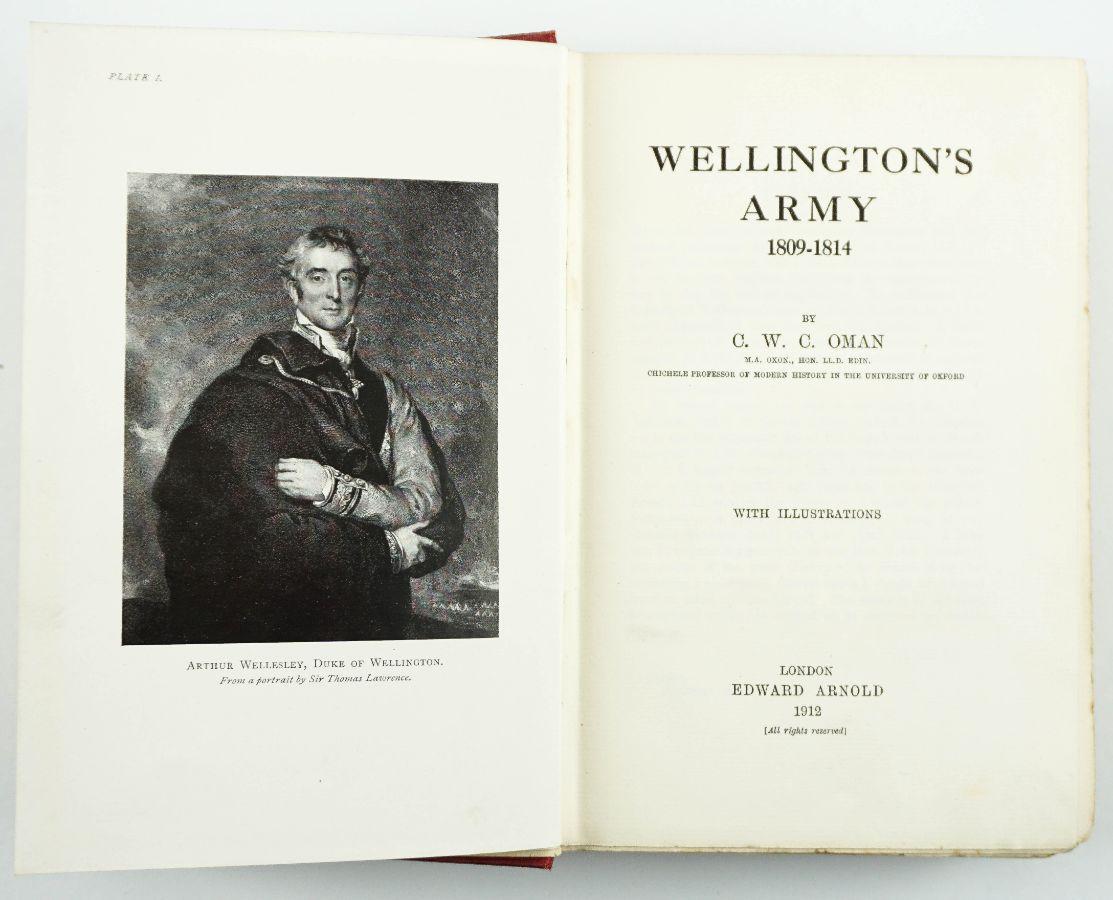 Obra clássica sobre o exército de Wellington