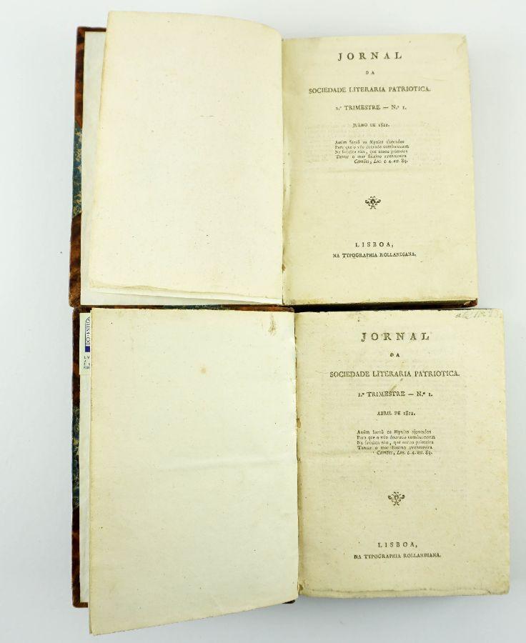 Jornal da Sociedade Literária Patriótica (1822)