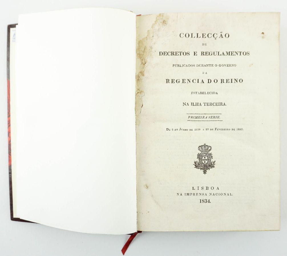 Regência liberal na Ilha Terceira (1830-1832) e governo de D. Pedro