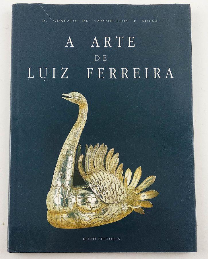 A Arte de Luiz Ferreira