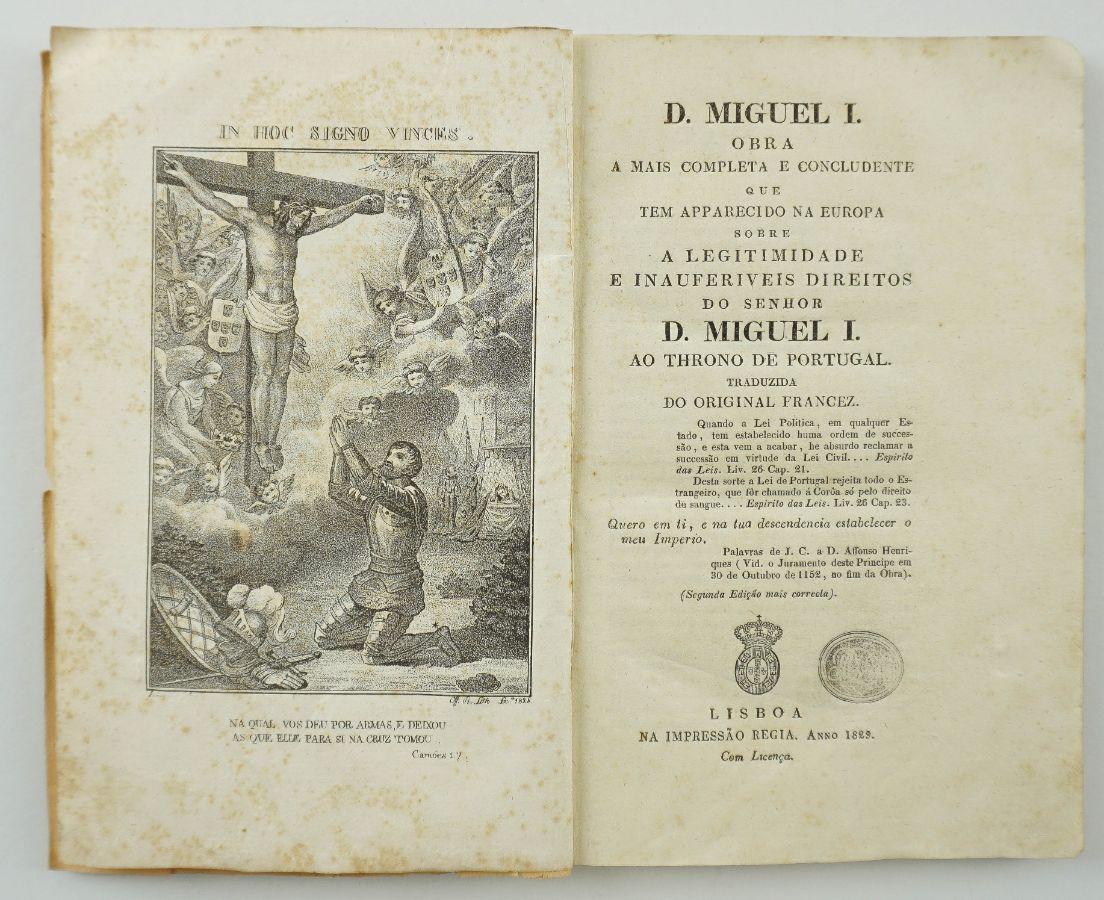 D. Miguel I