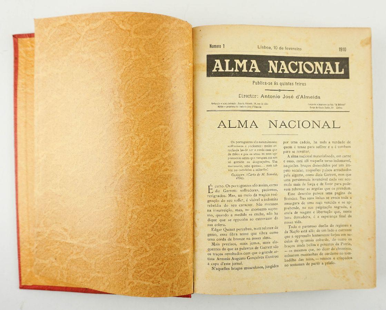 Revista Alma Nacional