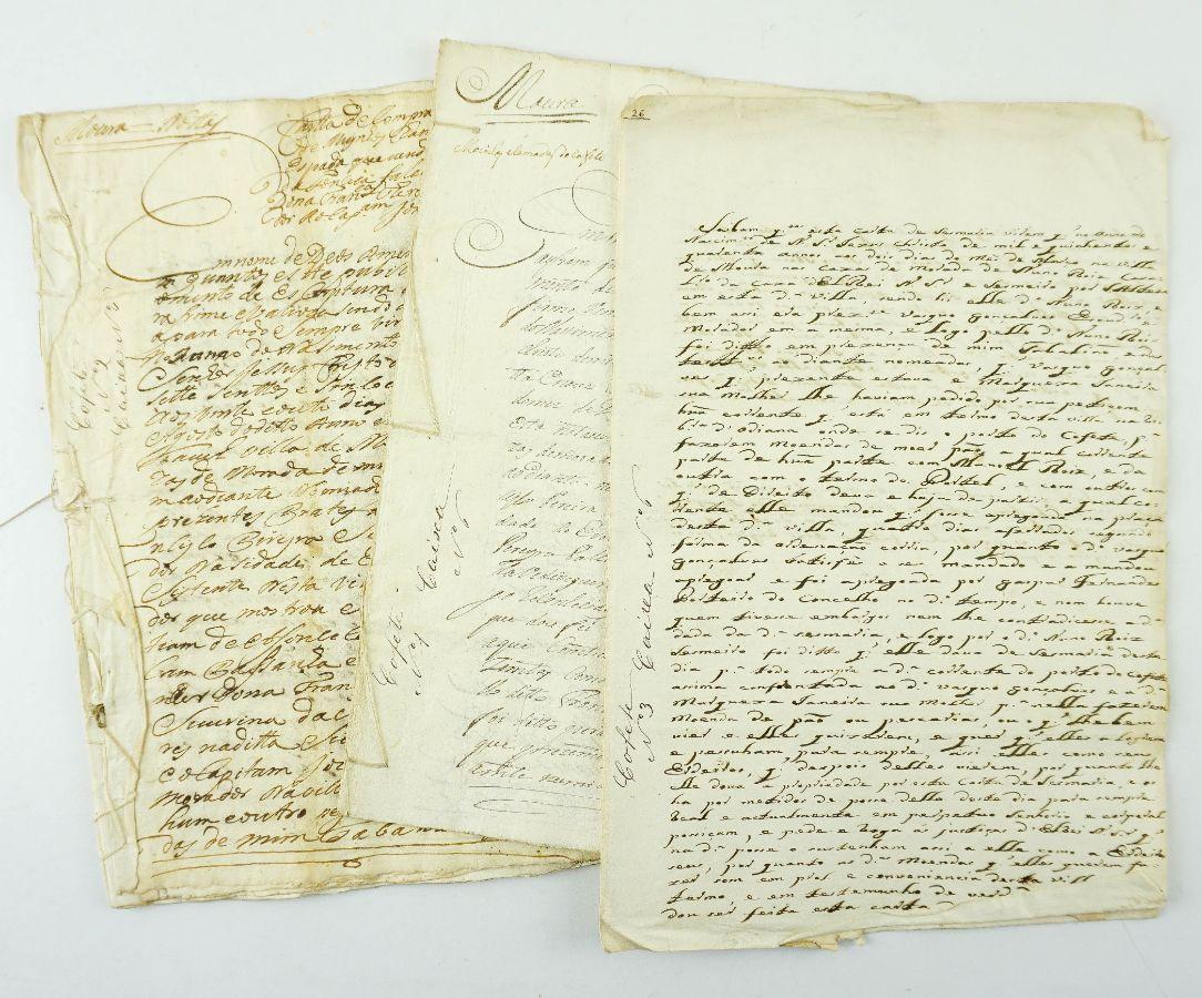 PEREIRA PALHA - MOINHOS DO CÓFETE, MOURA. 1540 - 1750