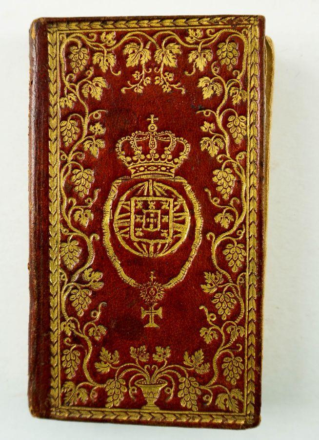 Folhinha dos Pobres civil, eclesiástica, para o reino de Portugal e Algarves