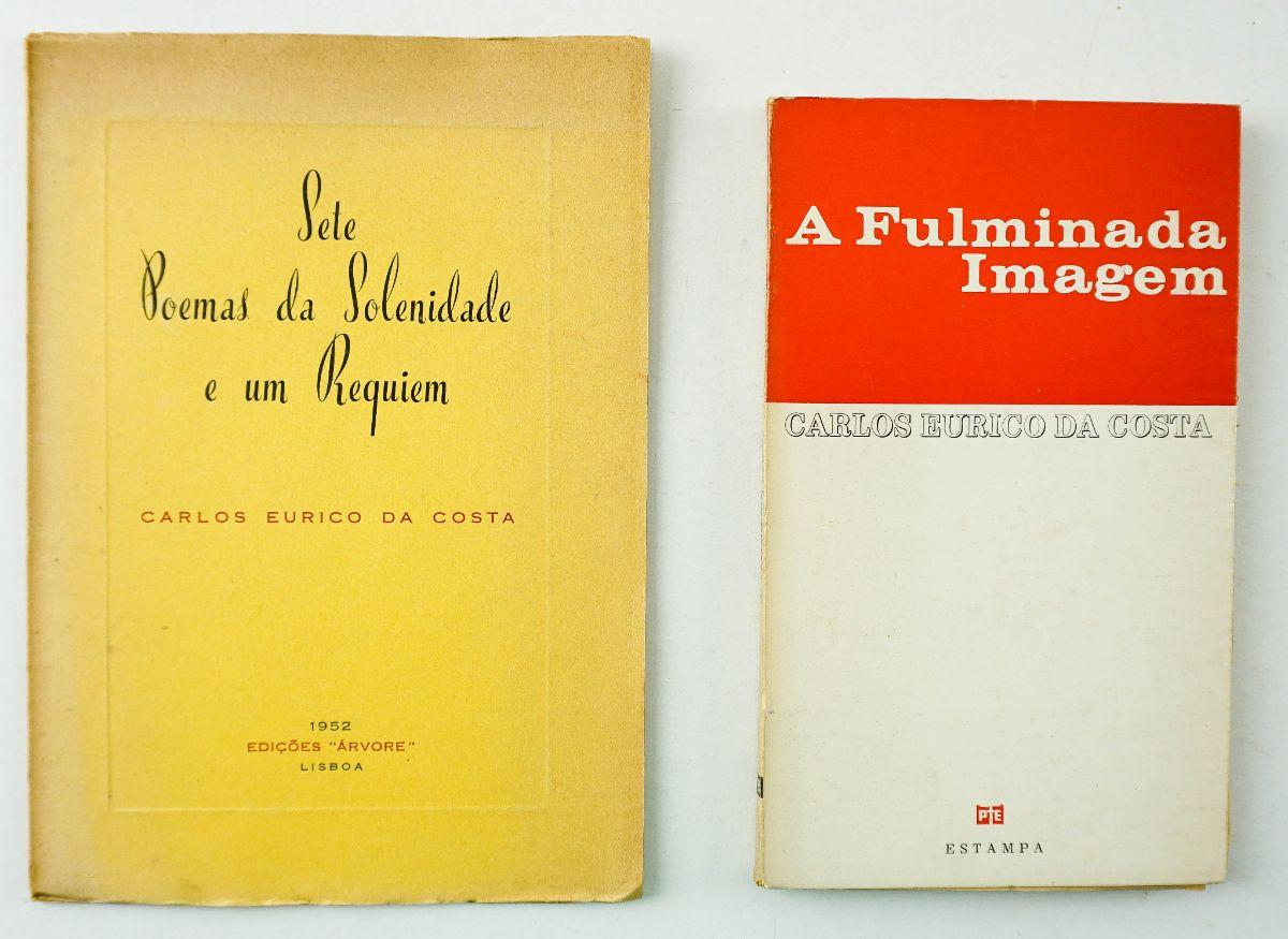 1ª. Edições de Carlos Eurico da Costa