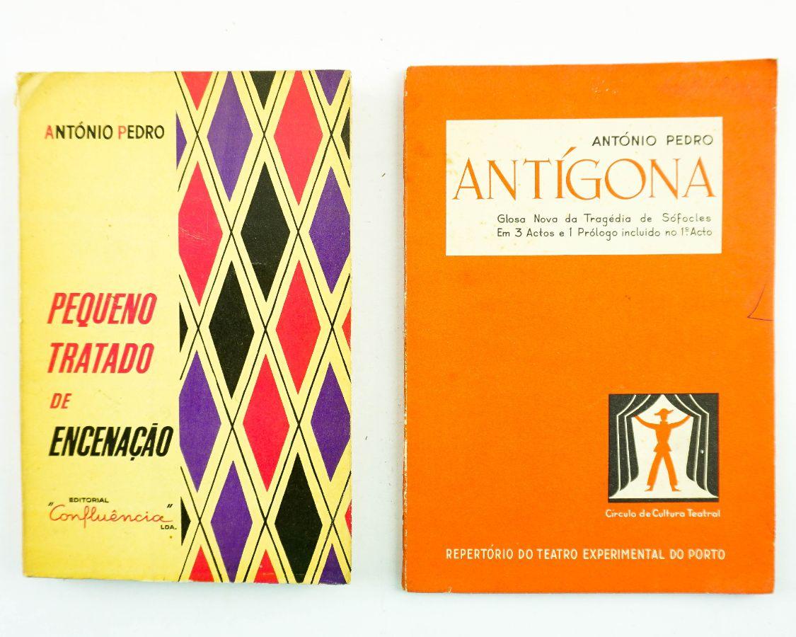 Conjunto de obras de António Pedro